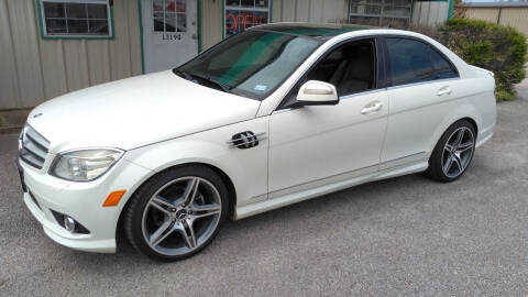 2008 Mercedes-Benz C-Class for sale at Haigler Motors Inc in Tyler TX