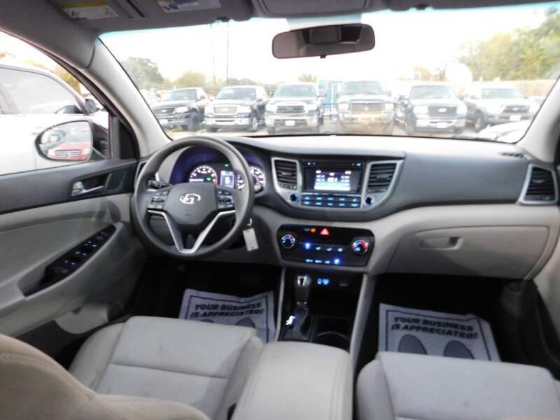 2016 Hyundai Tucson SE 4dr SUV - San Antonio TX