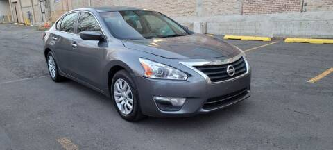 2014 Nissan Altima for sale at U.S. Auto Group in Chicago IL