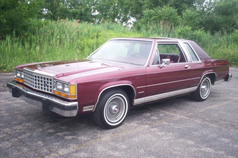 1983 Ford LTD Crown Victoria for sale at Action Auto Wholesale - 30521 Euclid Ave. in Willowick OH