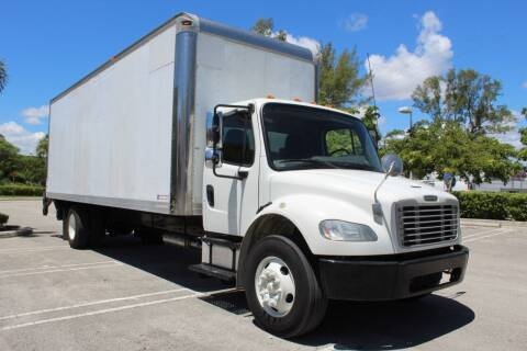 2014 Freightliner M2 106 for sale at Truck and Van Outlet in Miami FL
