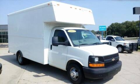 2012 Chevrolet Express Cutaway for sale at Jim Clark Auto World in Topeka KS