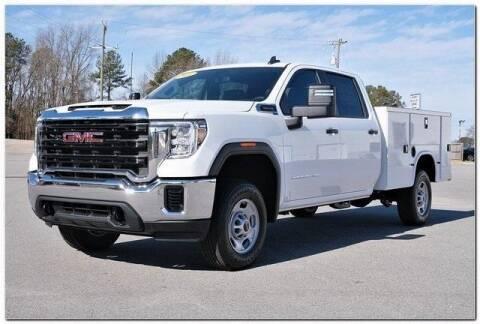 2021 GMC Sierra 2500HD for sale at WHITE MOTORS INC in Roanoke Rapids NC