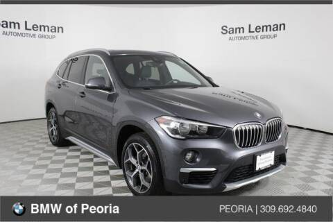 2019 BMW X1 for sale at BMW of Peoria in Peoria IL