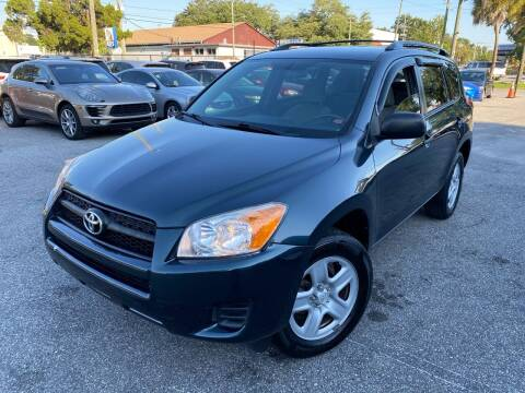 2011 Toyota RAV4 for sale at CHECK  AUTO INC. in Tampa FL