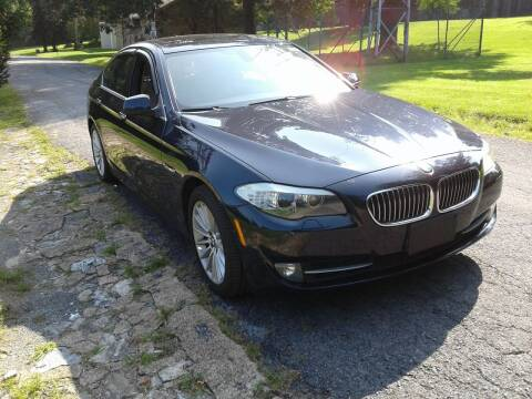 2011 BMW 5 Series for sale at ELIAS AUTO SALES in Allentown PA
