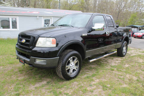 2004 Ford F-150 for sale at Manny's Auto Sales in Winslow NJ