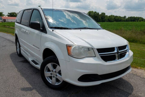 2013 Dodge Grand Caravan for sale at Fruendly Auto Source in Moscow Mills MO