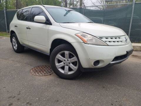 2006 Nissan Murano for sale at KOB Auto Sales in Hatfield PA