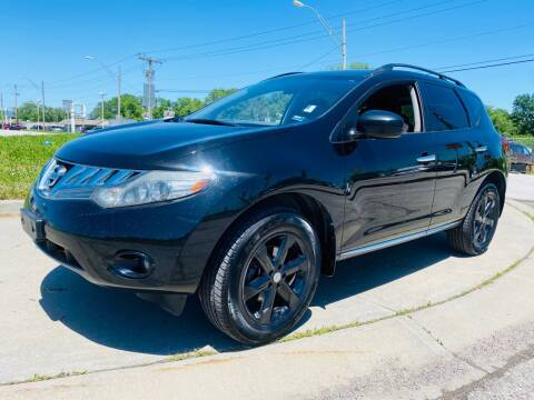 2010 Nissan Murano for sale at Xtreme Auto Mart LLC in Kansas City MO