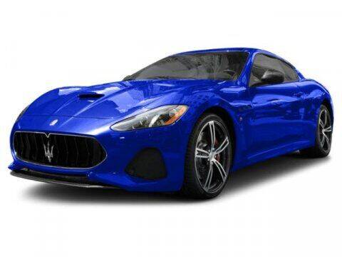 2018 Maserati GranTurismo for sale at Distinctive Car Toyz in Pleasantville NJ