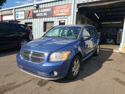 2007 Dodge Caliber for sale at B & A Automotive Sales in Charlotte NC
