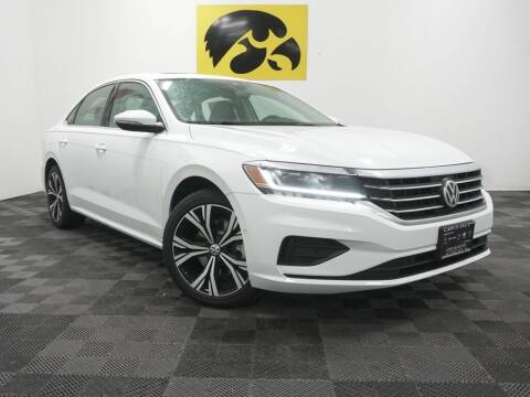 2020 Volkswagen Passat for sale at Carousel Auto Group in Iowa City IA