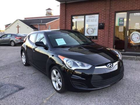 2013 Hyundai Veloster for sale at Guidance Auto Sales LLC in Columbia TN