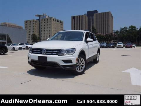 2020 Volkswagen Tiguan for sale at Metairie Preowned Superstore in Metairie LA