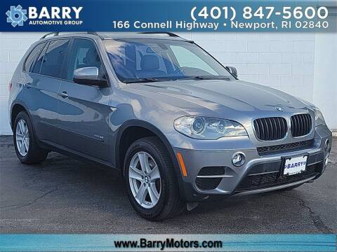 2013 BMW X5 for sale at BARRYS Auto Group Inc in Newport RI