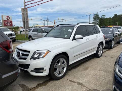 2015 Mercedes-Benz GLK for sale at Direct Auto in D'Iberville MS