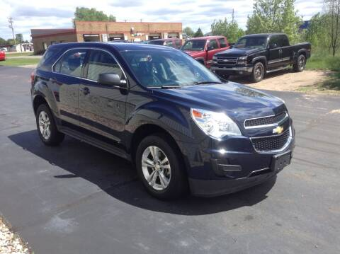 2015 Chevrolet Equinox for sale at Bruns & Sons Auto in Plover WI