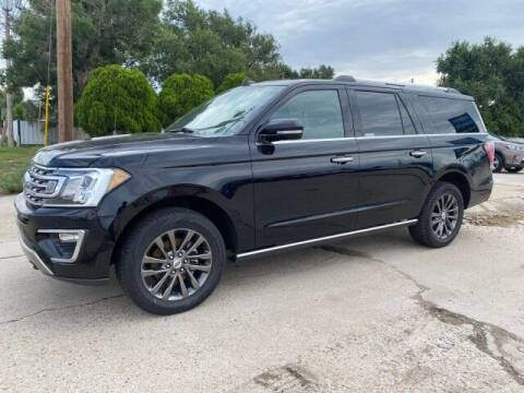 2020 Ford Expedition MAX for sale at Bulldog Motor Company in Borger TX