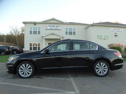 2012 Honda Accord for sale at SOUTHERN SELECT AUTO SALES in Medina OH