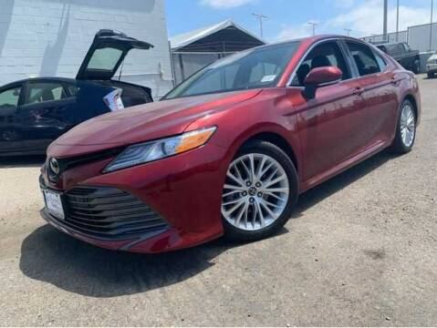 2018 Toyota Camry for sale at Brand Motors llc in Hayward CA