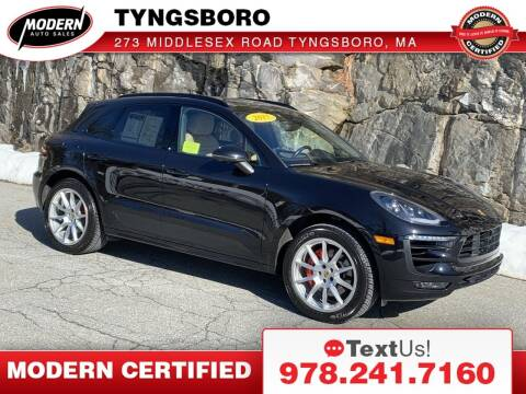 2017 Porsche Macan for sale at Modern Auto Sales in Tyngsboro MA