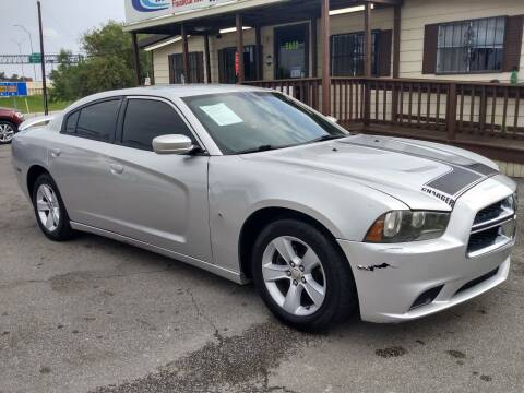 2012 Dodge Charger for sale at AUTOTEX IH10 in San Antonio TX