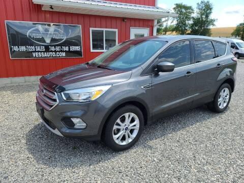 2017 Ford Escape for sale at Vess Auto in Danville OH
