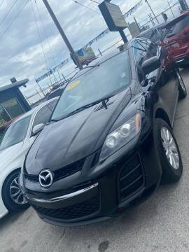 2010 Mazda CX-7 for sale at Car Barn of Springfield in Springfield MO