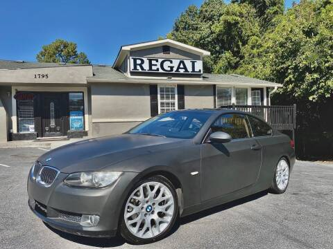 2009 BMW 3 Series for sale at Regal Auto Sales in Marietta GA