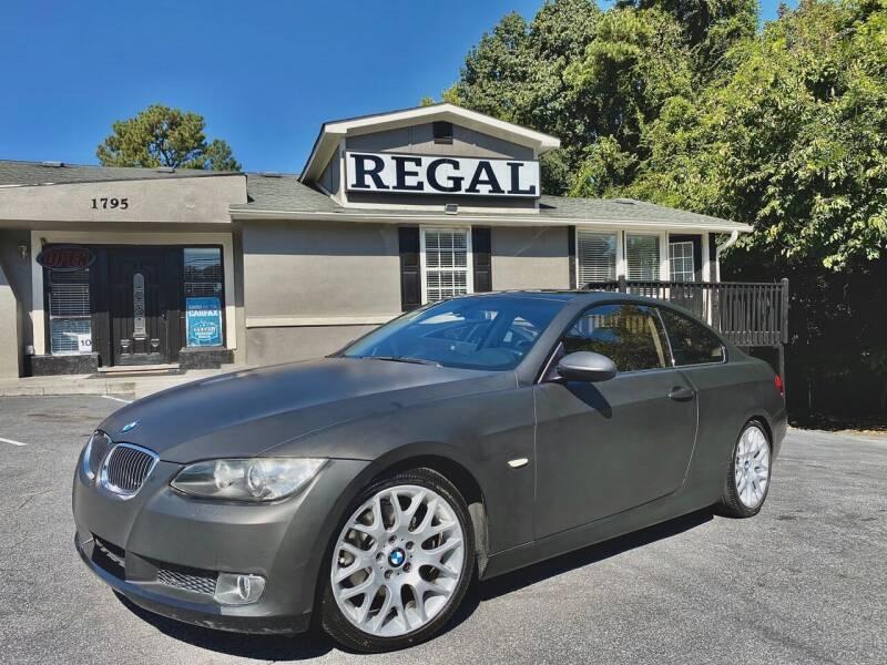 2009 BMW 3 Series for sale at Regal Auto Sales in Marietta GA