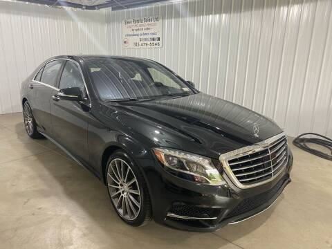 2014 Mercedes-Benz S-Class for sale at Steve Rotella Sales Ltd in Syracuse NY
