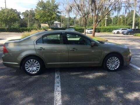 2012 Ford Fusion Hybrid for sale at Royal Auto Trading in Tampa FL