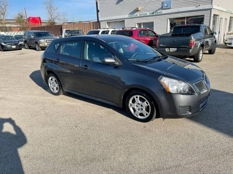 2009 Pontiac Vibe for sale at Fairview Motors in West Allis WI