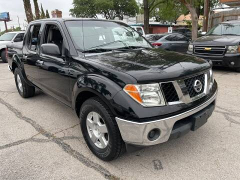 2008 Nissan Frontier for sale at AWESOME CARS LLC in Austin TX