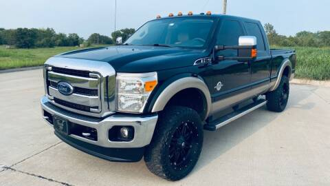 2012 Ford F-250 Super Duty for sale at The Truck Shop in Okemah OK