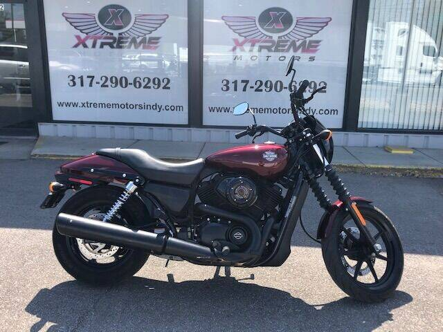 2015 Harley-Davidson GSX 500 for sale at Xtreme Motors Inc. in Indianapolis IN