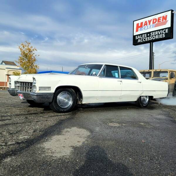 1966 Cadillac DeVille for sale at Hayden Cars in Coeur D Alene ID