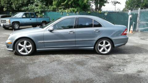 2006 Mercedes-Benz C-Class for sale at Car Guys in Kent WA