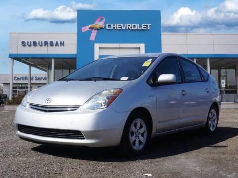 2006 Toyota Prius for sale at Suburban Chevrolet of Ann Arbor in Ann Arbor MI