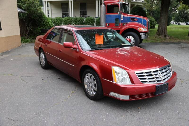 2009 Cadillac DTS for sale at FENTON AUTO SALES in Westfield MA
