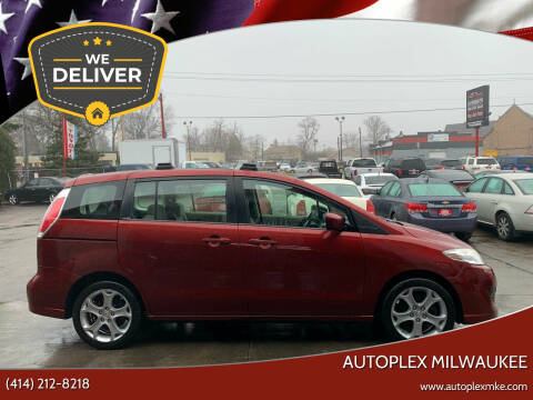 2010 Mazda MAZDA5 for sale at Autoplex 3 in Milwaukee WI
