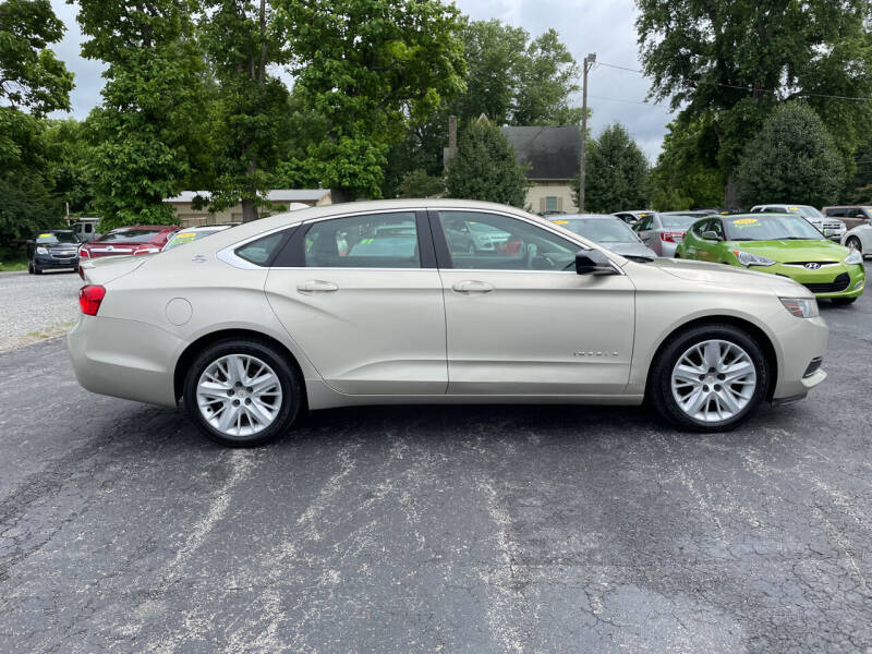 2014 Chevrolet Impala for sale at Westview Motors in Hillsboro OH