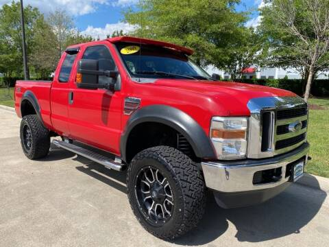 2009 Ford F-350 Super Duty for sale at UNITED AUTO WHOLESALERS LLC in Portsmouth VA