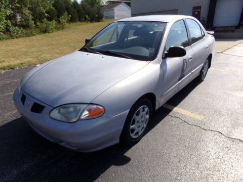 1999 Hyundai Elantra for sale at Rose Auto Sales & Motorsports Inc in McHenry IL