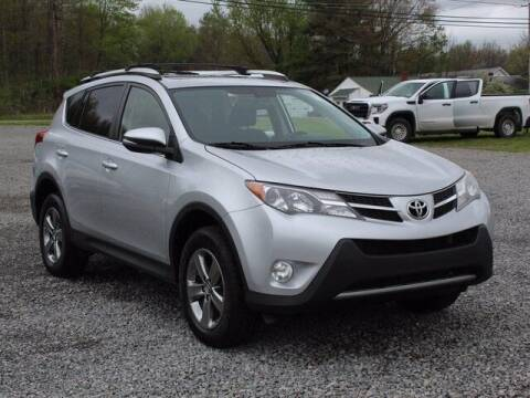 2015 Toyota RAV4 for sale at Street Track n Trail - Vehicles in Conneaut Lake PA