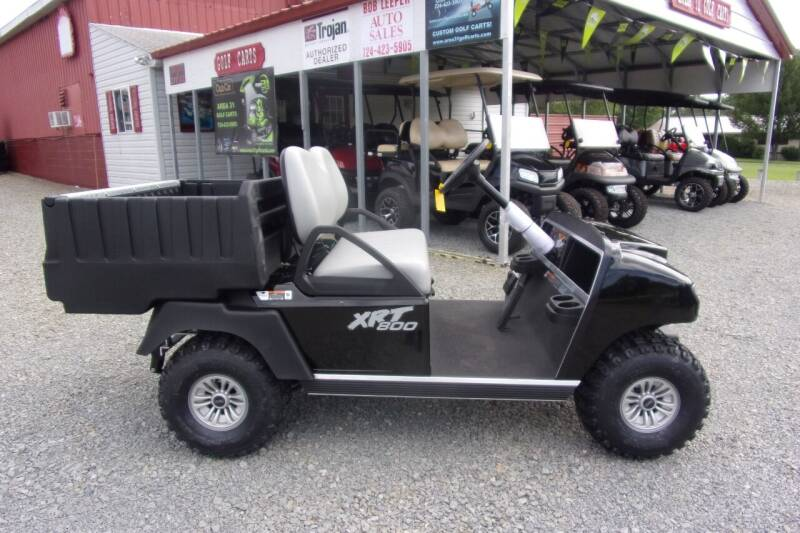 2022 Club Car XRT 800 GAS for sale at Area 31 Golf Carts - Gas Utility Carts in Acme PA