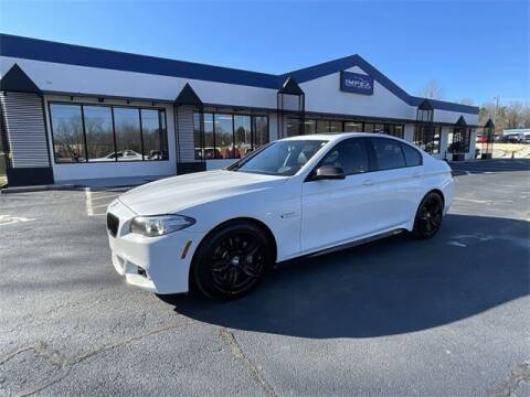 2015 BMW 5 Series for sale at Impex Auto Sales in Greensboro NC
