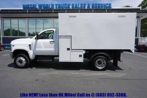2020 Chevrolet SILVERADO MEDIUM DUT for sale at Diesel World Truck Sales in Plaistow NH