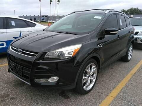 2014 Ford Escape for sale at KAYALAR MOTORS in Houston TX
